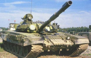 танк, захват, и-72