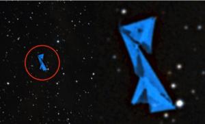 НЛО, флот, созвездие Орион, видео, космос, уфология, аномалия
