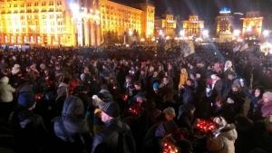 новости украины, евромайдан, россия, события, годовщина