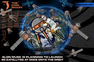 Илон Маск, SpaceX, интернет-система, спутник, Земля