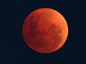 наса, кровавая луна, фото, конец света, затмение