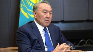казахстан, назарбаев, отставка, заявление, ссср