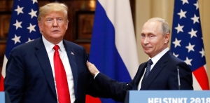 Россия, Путин, Трамп, Кремль, Песков, Заявление, Хельсинки, Переговоры.