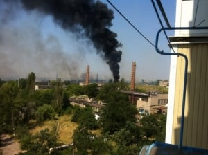 Горловка, АТО, ДНР, обстрел, 7 августа