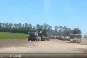 украина, война на донбассе, россия, техника, колонна, ис, тымчук