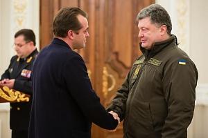 петр порошенко, юрий бирюков, советник президента, политика, новости украины