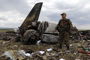 новости Украины, АТО, ДНР, ЛНР, аэропорт Луганска, Вооруженные силы Украины, Ил-76