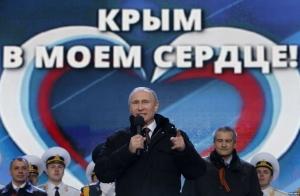 владимир путин, новости россии, новости крыма, крым после референдума