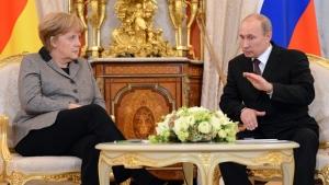 Путин, Меркель, Россия, Германия, Донбасс, АТО, ДНР, ЛНР, Донецк, Луганск, прекращение огня