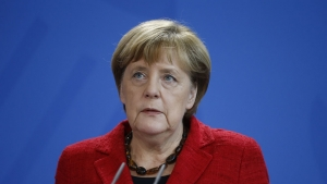 Ангела Меркель, Санкции, Россия, Штеффен Зайберт