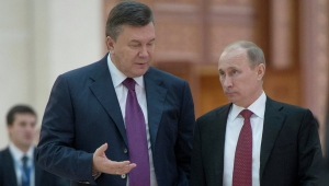 янукович, путин, политика, россия, украина, кремль