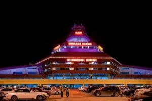 азербайждан, аэропорт, происшествия