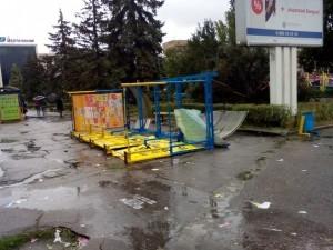 новости бердянска, юго-восток украины, ситуация в украине, происшествия, ураган