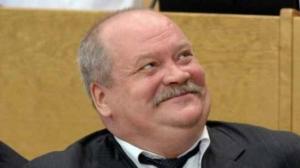 россия, депутат госдумы, танк, застрял