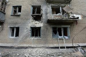 донецк, ато, обстрел, петровский район, абакумова