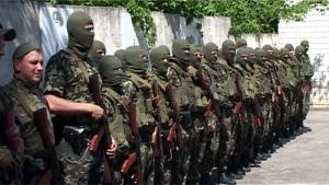 Харьков, оборона, батальоны, создание, танки, бронетехника, вооружение
