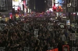 фергюсон, нью-йорк, протест, чикаго, бостон, сиэтл