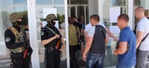 Александр Вилкул, Кривой Рог, Днепропетровская область, обыски, прокуратура