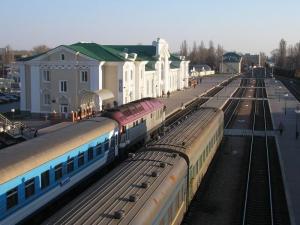 Донецкая железная дорога, АТО, поезда, Донецкая область, Луганская область, вокзалы