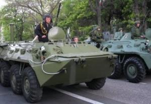 Харьков, военная техника ,выставка, День независимости