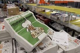 Charlie Hebdo, Париж, Франция, подписчики, журнал, мир