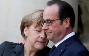 меркель, олланд, путин, план, украина, целостность, москва