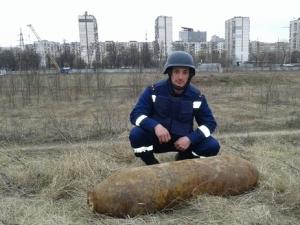 Киев, бомба, ЧС, общество, происшествия, жилые кварталы