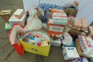 гуманитарный штаб, Ринат Ахметов, гуманитарная помощь, Рима Филь, Мариуполь, волонтеры