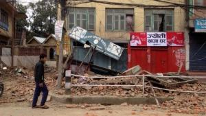 непал, происшествия, землетрясение, украина, мид украины, перебийнис