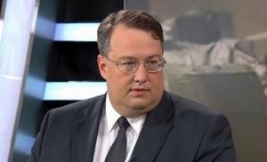 Геращенко, Мариуполь, фронт