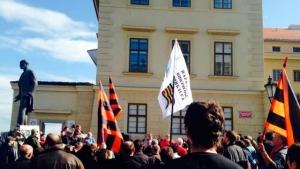санкции против россии, новости россии, ситуация в украине, юго-восток украины, митинг против санкций в чехии