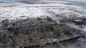донецк, аэропорт донецка, происшествия, восток украины, днр, армия украины
