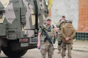 одесса, полк азов, сбу, антитеррористические патрули, новости украины