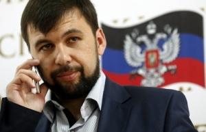 Пушилин, ДНР, Минские переговоры, мир в Украине, война в Донбассе, Украина, политика