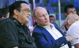 Путин, Белый дом, политика, Кремль, Стивен Сигал, консул, Калифорния, США, Россия, новости