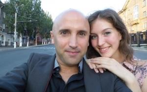 свадьба, помолвка, Грэм Филлипс, Graham Phillips, Луганск, луганчанка, Украина