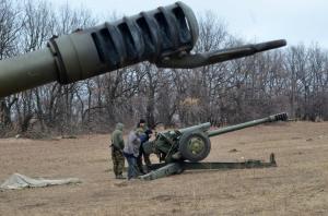 донецк, обстрелы, артиллерия, ато, днр, донбасс