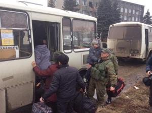 Дебальцево, коридор, ДНР, эвакуация, мирные жители