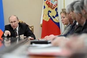 Путин, Совбез, совещание, Россия, Донбасс, вопрос, обсуждение