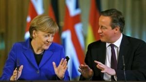 Россия, Украина, Германия, Великобритания, политика, Евросоюз, кризис, Меркель, Кэмерон