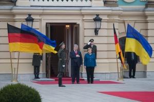 меркель, киев, порошенко, донбасс, миссия оон, крым, аннексия, война на донбассе, выборы, лнр, днр