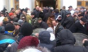 Винница, протесты, ОГА, МВД, отставка, слава, Украине