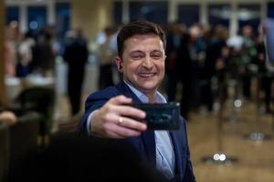 зеленский, трамп, поздравление, украина, сша, соцсети