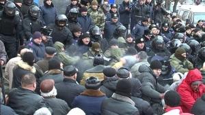 геращенко, мвд, украина, расследование, винница, столкновения, ОГА
