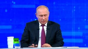 президент россии, владимир путин, прямая линия, кружка, видео, новости россии, москва сегодня, новости москвы