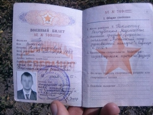 Виктор Агеев, разведчик российской армии, военный РФ, житель Алтайского края
