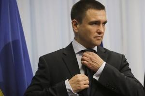 Украина, МИД Украины, Климкин, политика, общество, турбины Siemens, скандал, аннексированный Крым, Россия