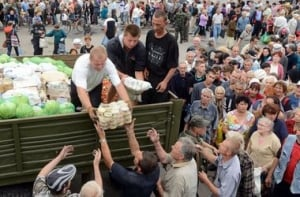гуманитарка рф, днр. юго-восток украины, донецк, общество, новости украины, происшествия, донбасс
