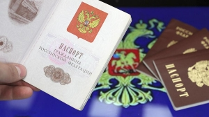 новости, Россия, паспорта, гражданство РФ, Донбасс, ОРДЛО, Л/ДНР, Семен Пегов, россияне