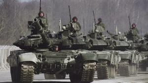 ОБСЕ, Донецк, танки, колонная, обстрел, движется, снаряды